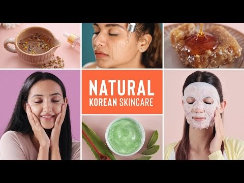 Get smooth GLASS SKIN with this Incredible, Natural KOREAN SKINCARE