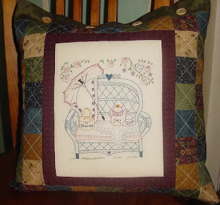 Cushion # 2