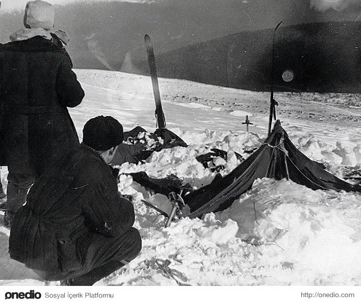 21-) Kurtarma Ekiplerinin Kamerasından, 26 Şubat 1959