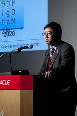 藤井 泰, ビッグデータ時代における Java 技術, JK2-01 Technology Keynote, JavaOne Tokyo 2012
