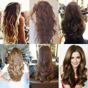 Model Rambut Perempuan Bentuk V