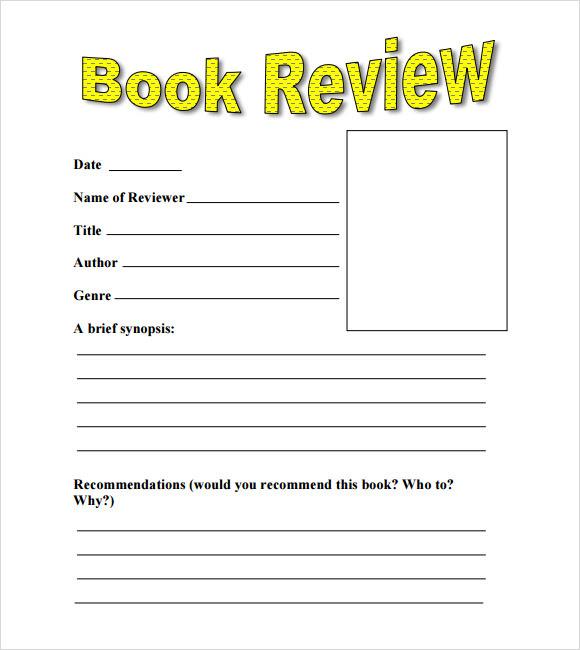 how to write a book review essay pdf