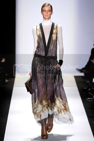 BCBG Max Azria Fall 2011; New York Fashion Week