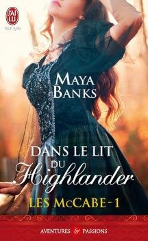 Couverture Les McCabe, tome 1 : Dans le lit du Highlander