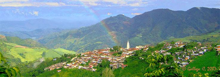 Santuario Risaralda, Colombia.