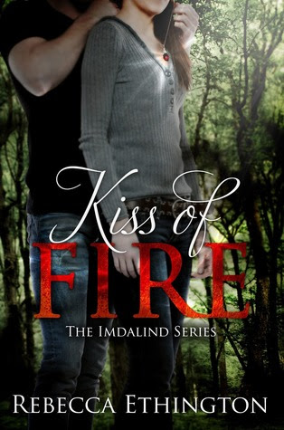 Kiss of Fire (Imdalind #1)