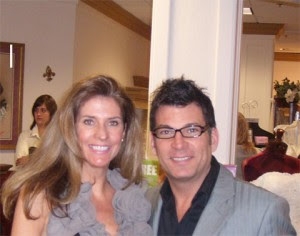 Cleveland DJ Troy Entertainment Kimberley & David Tutera of Wedding Channel