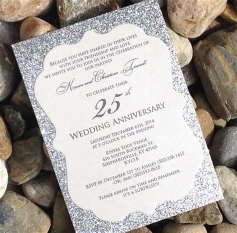 25  best ideas about Anniversary Invitations on Pinterest