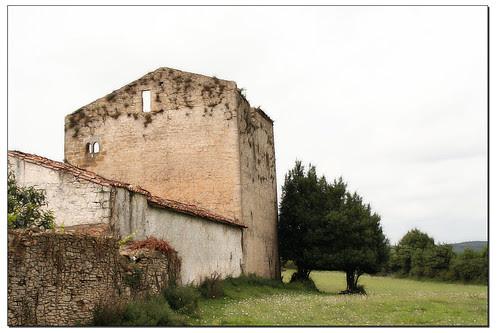Torreón en Cenero. Gijón