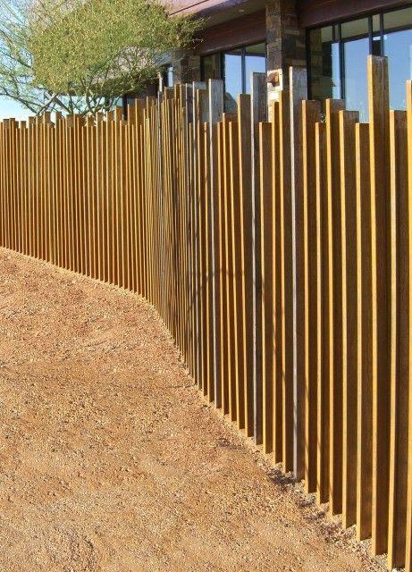 fence design ideas 1