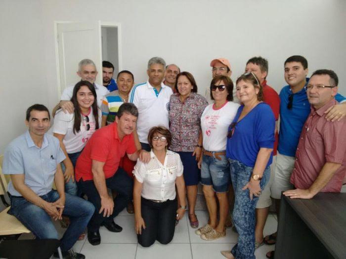 Fátima não acredita que candidato de Robinson seja Vivaldo
