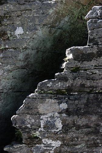 Rock Crack by dcclark