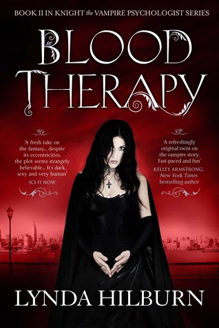 Blood Therapy (Kismet Knight, Ph.D., Vampire Psychologist, #2)