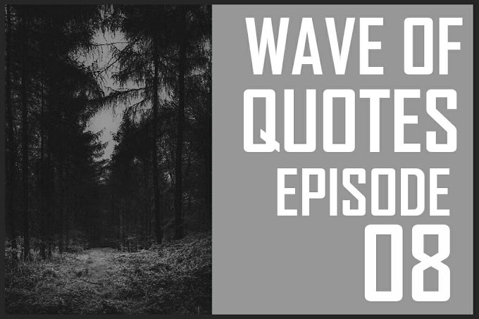 """A day without sunshine.....""  