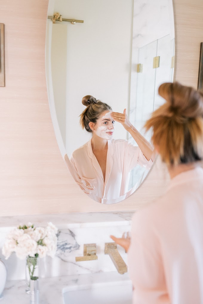 A 15 minute night routine makes you more beautiful