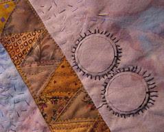quilt detail :: detaljquilt #2