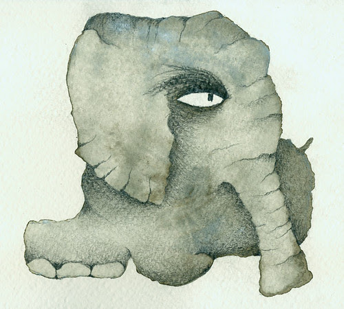 How to Draw this Elephant