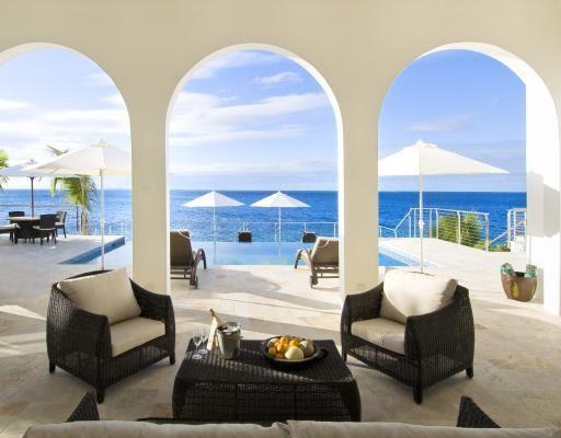 Judi Randall, Classic Home Interiors - tropical - patio - orange
