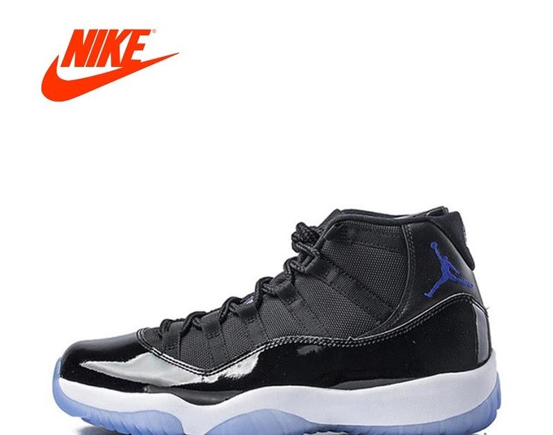 62b3b47e1e1 Comprar Nueva Llegada Original Auténtico Nike Air Jordan 11 Space Jam  Baloncesto De Los Hombres Respirables Zapatillas Deportivas Online Baratos  ~ id- ...