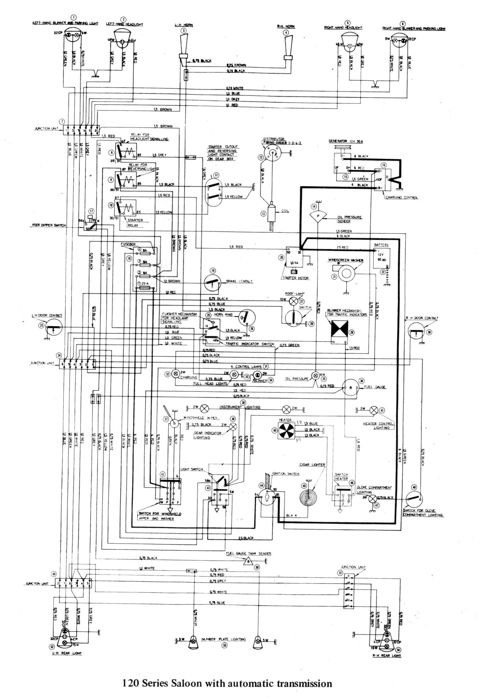 Diagram For 1999 Volvo V 70 Engine