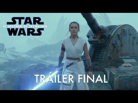 Star Wars: el ascenso de SkyWalker (nuevo trailer)