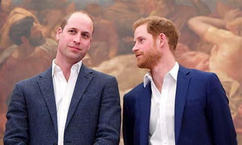 Prince William jokes about getting revenge on Prince Harry