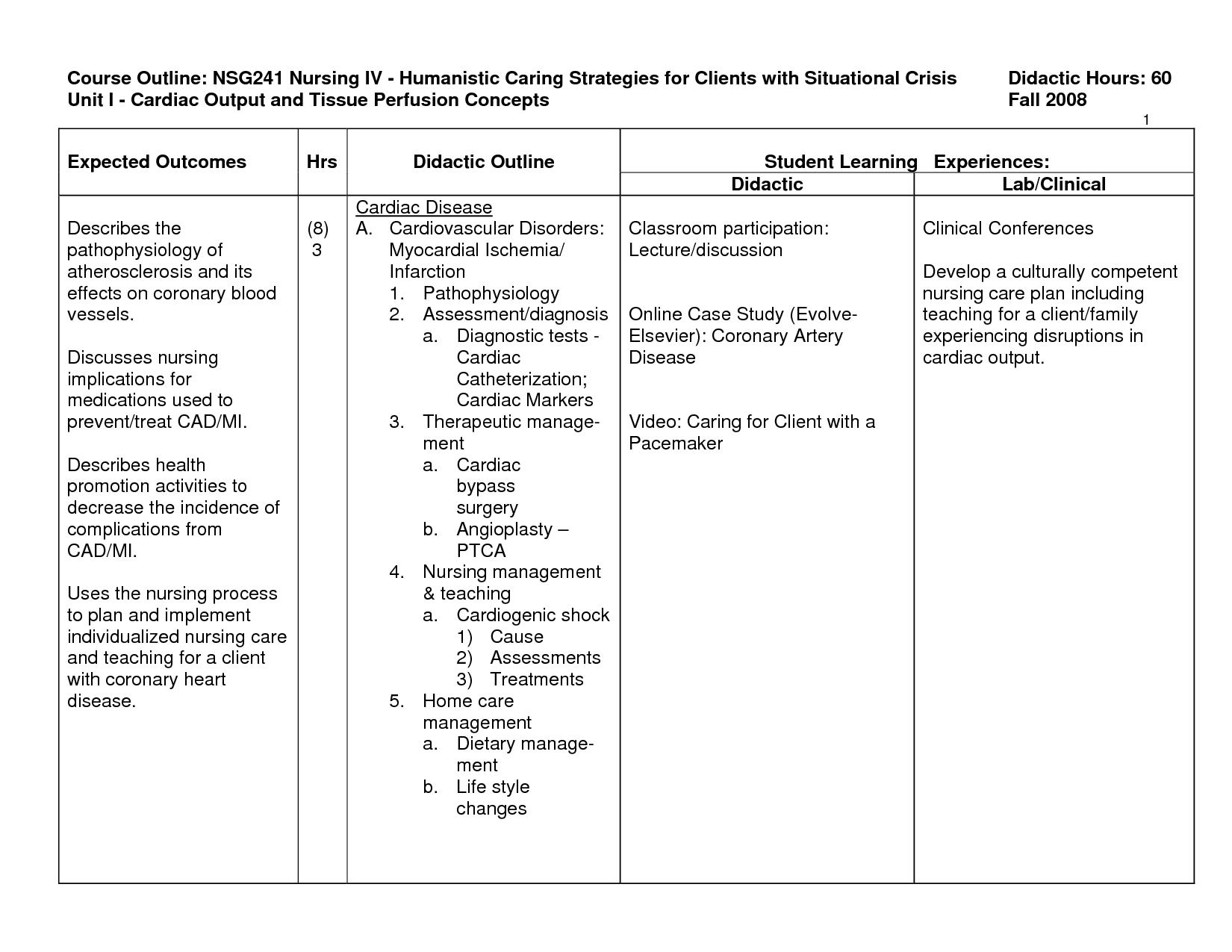 Family Nursing Diagnosis Examples   MedicineBTG.com