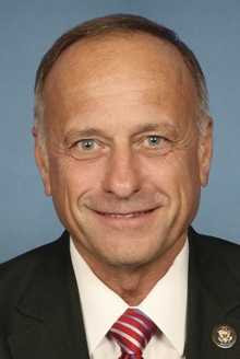 Steve King said NO to VAWA
