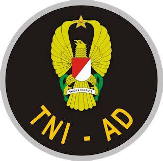 gambar stiker tni angkatan darat ad kumpulan logo