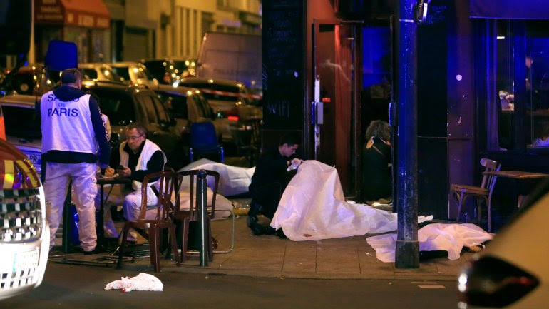 Múltiples ataques en París