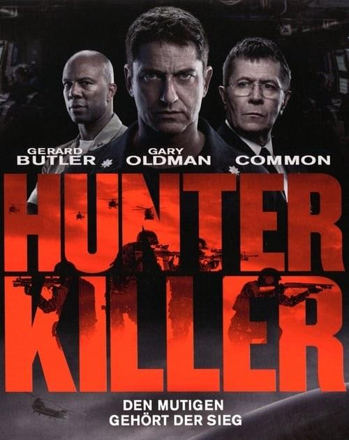 Hunter Killer Online