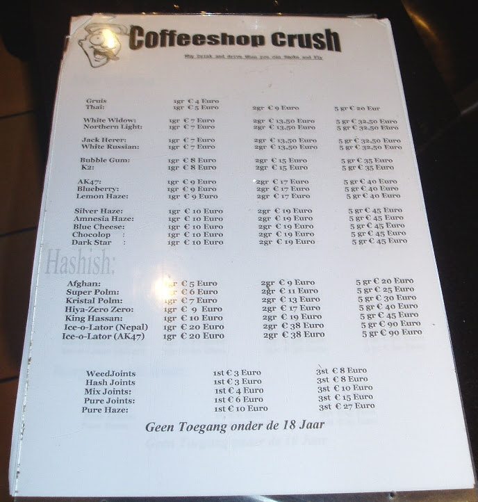 Coffeeshop Crush