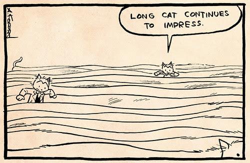 Laugh-Out-Loud Cats #1726 by Ape Lad