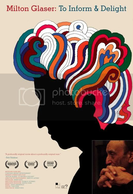 Milton Glaser: Inform and Delight