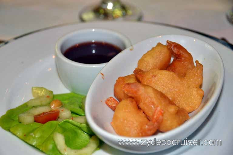 Carnival Cruise - Newest Five Day Menus