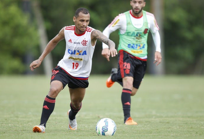 Alan Patrick será titular contra o Goiás (Foto: Gilvan de Souza / Flamengo)