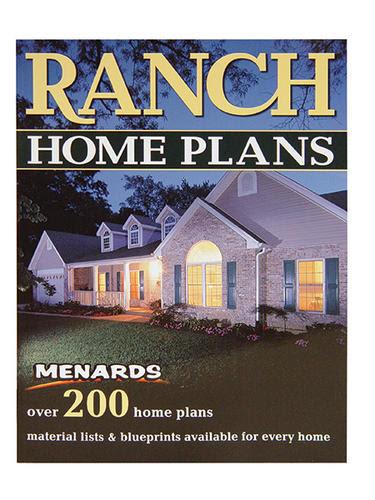 Menards  Ranch Home  Plans  at Menards