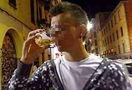 L'età del primo bicchiere si abbassa sempre di più