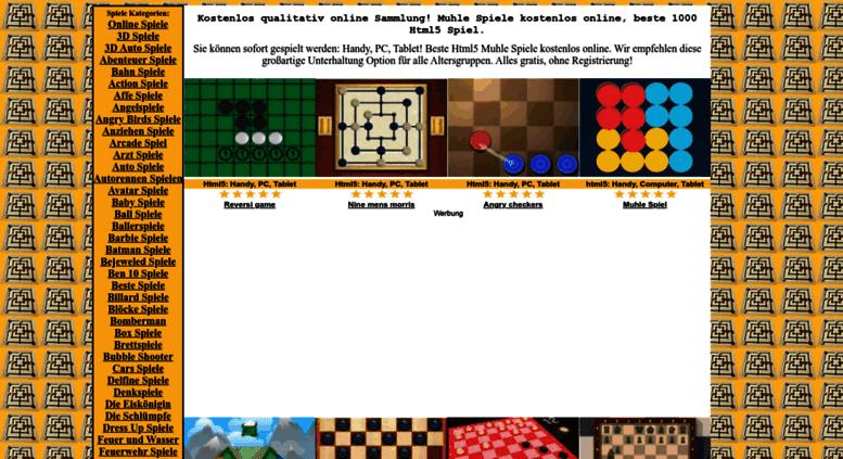MГјhle Spiel Gratis