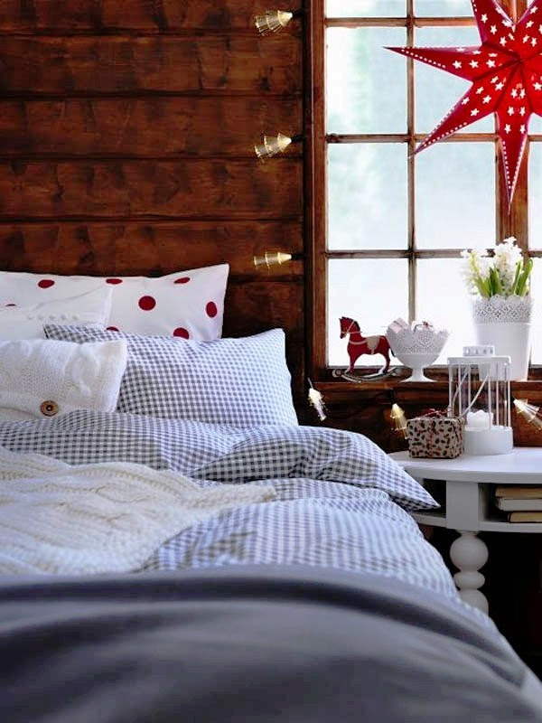 30 Christmas Lights Decorations For Bedroom You Can Try ...