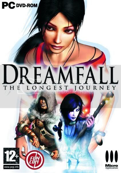 Dream Fall - The Longest Journey