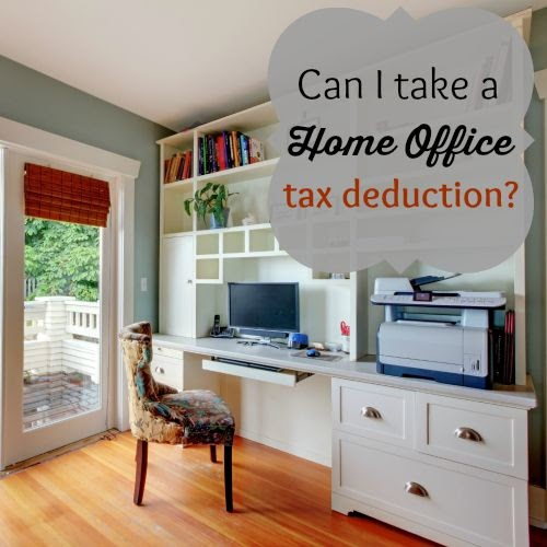 Can I Use My Home Office As A Tax Deduction