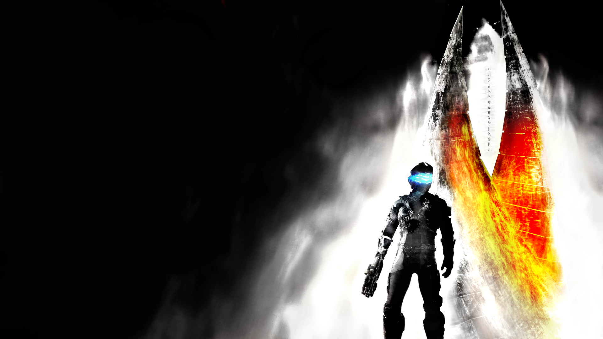 1080 Dead Space Wallpaper 180
