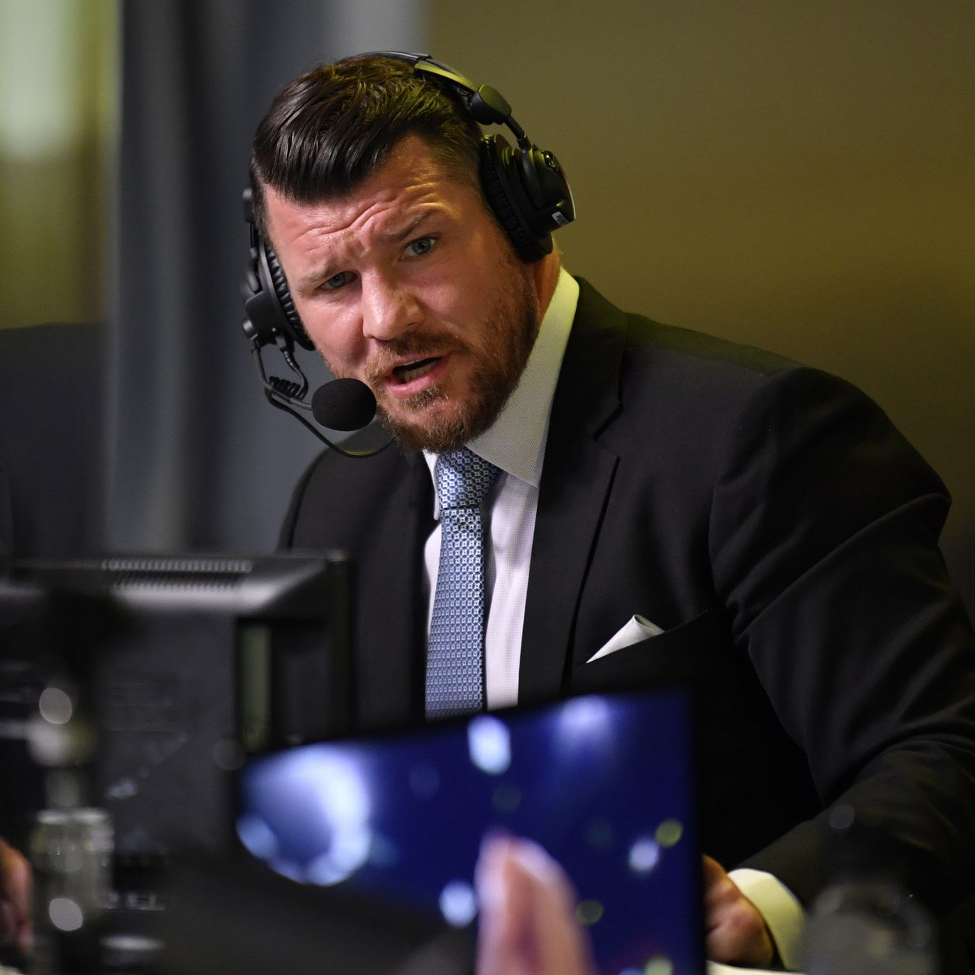 Bisping slams Belfort for going too hard on 'old man' Holyfield: It was only an exhibition
