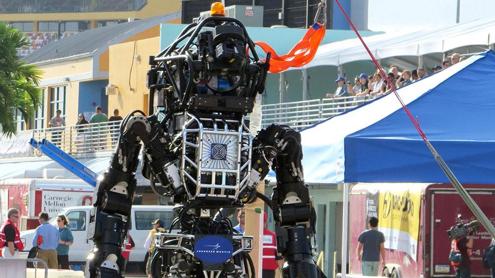 Alphabet To Sell Humanoid Robot Maker Boston Dynamics ...