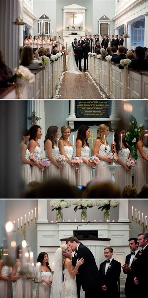 Charleston Wedding at William Aiken House   Junebug Weddings