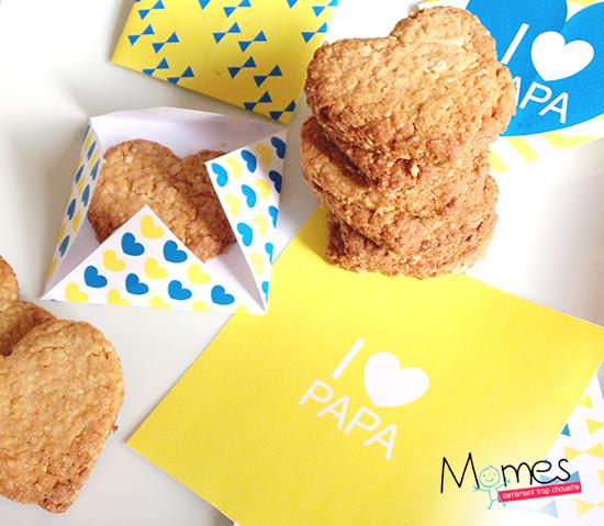 Αποτέλεσμα εικόνας για DIY Les enveloppes pour biscuits à imprimer