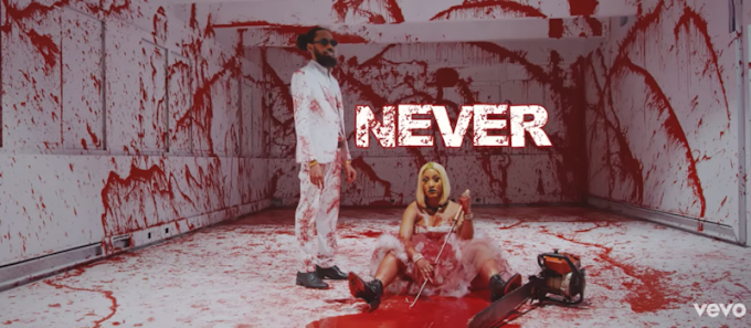 "Video Phyno – ""Never "" (Dir. by TG Omori)"
