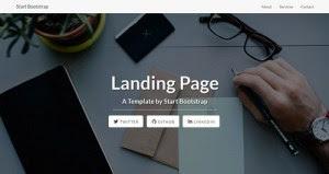 landing pages, landing page