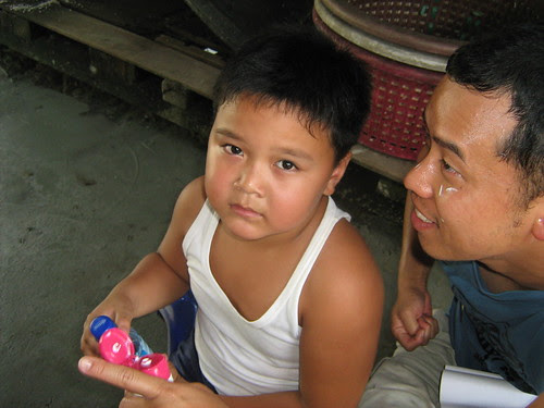 Our chubby child actor